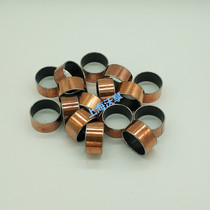 Oil-free Bush SF-1 composite bearing Bush copper Bush Bush 25*28*10 12 15 26*30*20 25