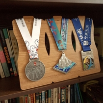 Race results pretty waist medal rack photo frame medals Collection Show marathon trail running reward placement