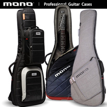 Genuine MONO Composite ABS shockproof waterproof anti-tear classical ballad xylophone electric guitar bag bass bag