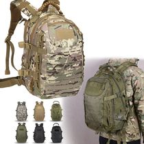 Thieves-free WZJP Dragon Egg 2 generation strong raider model tactical backpack army fans outdoor CS shoulder bag waterproof camouflage commute