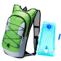 Cross-country running backpack mens and womens marathon drinking water bag backpack vest-style sports outdoor bag hiking equipment.