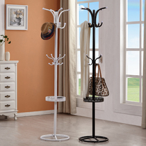 Hanger floor-to-ceiling bedroom space creative clothes rack hanger home simple modern coat hanger office