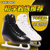 Hyde HEAD pattern skate shoes fancy water shoes skate shoes men and women childrens skating shoes leather models