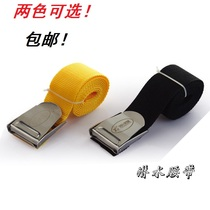 Diving belt Diving counterweight belt Diving with heavy belt quick-release buckle snap lead belt with heavy lead block
