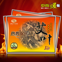 ZhongShang Aiye paste heat paste Ai grass warm palace paste palace cold conditioning warm body paste warm baby paste