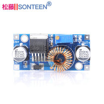 5A DC-DC adjustable step-down power supply module high power XL4005 high efficiency voltage regulator far LM2596