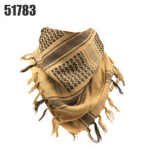 51783 outdoor Army fan Arab scarf thickened mens tactical scarf shawl variety scarf female scarf