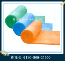 Glass wool roll felt sound-proof cotton heat-preservation heat-insulation coiled material