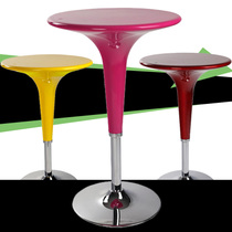 Élégant Bar Table Bar Table Pub bureau chat table ronde guéridon table haute Table petite table élévatrice