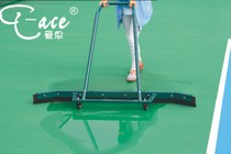 T-ace ace ace court de tennis (terrain de basket)Court push water wiper EVA tape