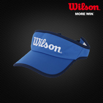 Wilson Wilson Federer tennis cap men and women without top visor sports cap