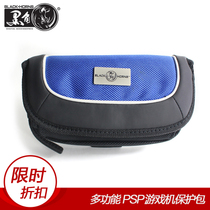 Black corner 02207 Sony psp package psp3000 protection package psp2000 clutch bag collection large space