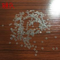 (Gus) eyeglass equipment accessories business frameless eyeglass screw metal gasket eyeglass screw accessories.