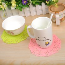 Insulation pad silicone Table Pad placemat Bowl pad pad pad creative coaster pot pad Bowl pad Table Pad anti-hot pad pot pad