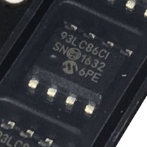93LC86I SN 93LC86-I SN SOP8 foot new storage chip can be imported on behalf of the burning
