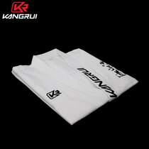 Kang Rui karate suit childrens clothing adult clothes cotton clothing professional standard competition seven sleeve with belt