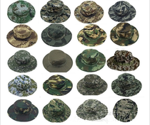 Special forces camouflage Bennie hat male round hat tactical cap male training cap Hunter camouflage cap combat cap fisherman hat
