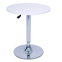 Lifting bar table conference table small round table leisure table small square table exhibition table table bar table table