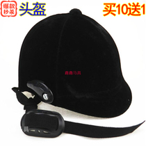 Equestrian helmet plus suede men and women children riding clothing hat harness buy 10 Get 1 loss Special