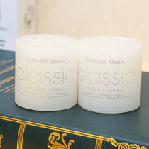 Classic Classic Colonne Wax Smokeless Inodors Candle Wedding Hotel Bougies Bougies Blanches.