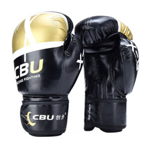 A step boxing gloves Female Boy adult juvenile children sandbag combat Muay Thai Sanda fighting sandbag gloves