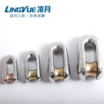 Cable Bending connector rotary ring Universal joint mesh sleeve matching connector rotating connector bending connector