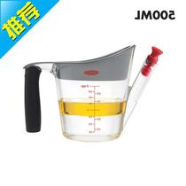 Healthy oil soup separator filter e oil separator filter soup oil-skimming god kitchen tool home.