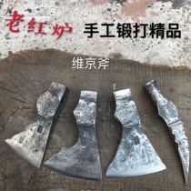 Japan buys Beijing Tomahawk Tomahawk Hand-forged all-steel axe-wielding outdoor camping axe