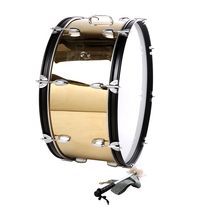 Instrumental Army Drum Instrument Army Drum 22-24-25-inch Western Drum Band Drums Professional Big Drum