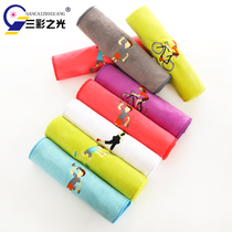 Sports towel lengthened female yoga gym wiping towel running male quick-drying badminton sweat absorbent towel