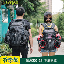 Nouveau Véritable aigle aigle volant EAGLE roller skating backpack skating outdoor sports professional roller backpack