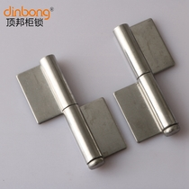 Dinbong CL223-1 Industrial Distribution box cabinet hinge 304 stainless steel switch control cabinet flag-shaped hinge