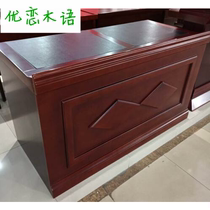 The podium training large-scale training judge desk desk speech report table trial table bar table.