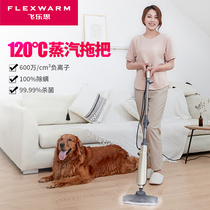 Fei Le si steam mop household high temperature electric mop automatic multi-functional mopping machine handheld wiping artifact