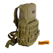 Road Tour A60 European and American military combat with shoulder assault backpack airborne bag bag riding backpack nylon material