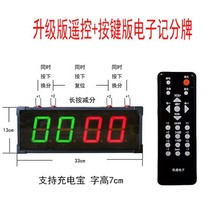 Scoreboard system basketball score display card game LED scoreboard software football software time scorer.