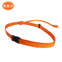 Genuine with the worm card swimming float floating ball adult outdoor water inflatable buoy connection belt rope