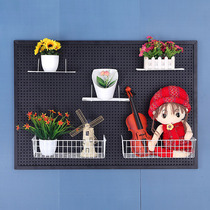Cave board shelf display rack mobile phone accessories jewelry rack supermarket home wall kitchen storage board