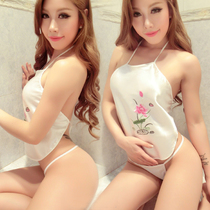 Belly ms adult set Chinese wind national wind pajamas women classical sexy underwear folk country wind lady sexy