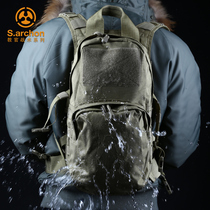 Instructor tactics backpack male waterproof army fans outdoor special forces camp camouflage mountain climbing trip bag bag