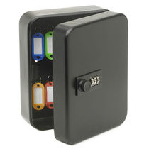 KEYBOX Password Lock Key Box Home wall key cabinet car key storage management box intermediary wall-mounted