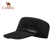 (2018 New) camel outdoor men and women travel cap outdoor mountaineering windproof sunscreen wear-resistant men and women travel cap