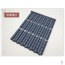 Cement tiles Roofbuilding with glass tile cement tile roof building with glass tile resin tile