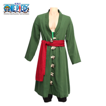 Japanese anime Sailor One Piece ONEPIECE Zorro Rozo Solon COSPLAY costume set