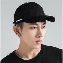 Summer Hat male Korean edition trend cap Lady student cute baseball hat boy summer Shade hat