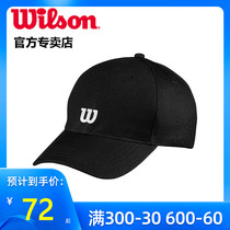 Wilson Teen Cotton Woven Canvas Hat remporte tennis hat printemps   été Fashion Sports Hat TOUR W CAP