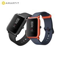 Amazfit outdoor running meters hands-on Table youth version of the multi-function Sports heart rate meter GPS smart watch Huami