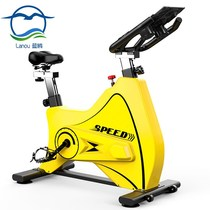 Home luxury all-inclusive dynamic cycling indoor ultra-quiet fitness bike fitness equipment a generation of hair