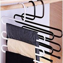 Household multi-function pants Magic s-type multi-layer iron pants rack storage clothing store multi-purpose hanger