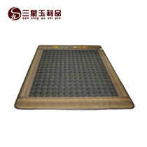 Xiuyan electric heating Jade mattress far infrared germanium stone tourmaline winter warm summer cool blanket will be sold gifts